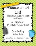 Measurement Problem-Solving Unit