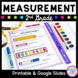 Measurement (Second Grade CC 2.MD.A.1- 2.MD.B.5)
