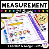 Measurement (Second Grade CC 2.MD.A.1- 2.MD.B.5)