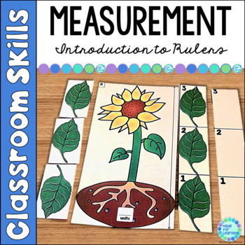 Measurement for Beginners: Non-Standard to Standard Rulers