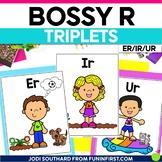 Meet the Bossy R Triplets