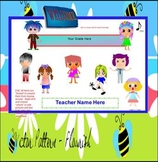 Meet-the-Teacher SmartBoard Interactive Presentation 24 GO