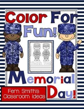 Homeschool Resources Memorial Day
