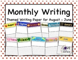 Monthly Writing Sample