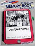 Memory Book For Teachers