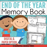 Memory Book for the End of the Year {15 Sheets w/ K-5 Options}