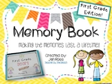 Memory Books {1st Grade Edition}