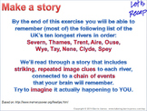 Memory - Strategies 2: Mnemonics
