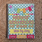 Mentor Sentences (Vol 1) for Grades 3-5 HARD COPY Book
