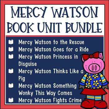 Mercy Watson Series Bundle