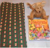 Merry Christmas, Big Hungry Bear Story Bag