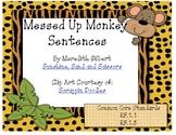 Messed Up Monkey Sentences