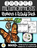 Metamorphosis-Charts/Diagrams/Activities for Anchor Charts