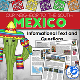 Mexico: Our Neighbor to the South Complex Informational Te