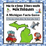 Michigan Printable Trivia Game Activity for Elementary Grades
