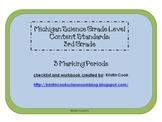 Michigan Science Grade Level Content Standards for 3rd Grade!