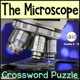 Microscope Crossword Puzzle