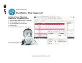 Microsoft Excel 2013 Advanced: PivotTables