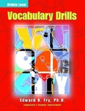 Middle Level Vocabulary Drills