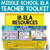 Middle School ELA/Reading Teacher Toolkit