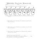 Milkshake Fractions