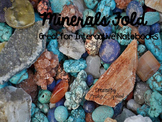 Minerals Foldable