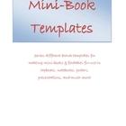 Mini Books and Foldables Templates