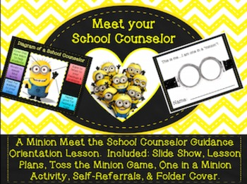 Meet the School Counselor Introduction Guidance Orientation Lesson