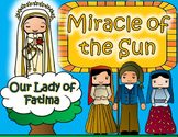 Miracle of the Sun - Our Lady of Fatima - Catholic Booklet
