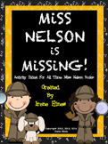 Miss Nelson Is Missing, Comes Back, Has A Field Day ~ Unit