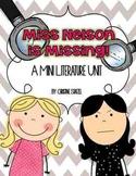 Miss Nelson is Missing Mini Literature Unit