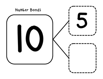 Missing Addends and Number Bonds