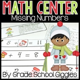 Missing Mittens: A Common Core Aligned Addition and Subtra