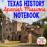 Missions of Texas Notebook Kit