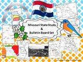 Missouri State( Study & Bulletin Board Set