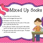 Mixed Up Socks
