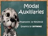 Modal Verbs - Modal Auxiliary Verbs