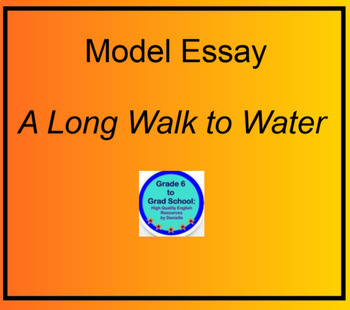 Writing Essay On Water