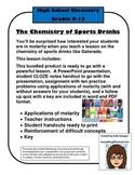 Chemistry of Sports Drinks Like Gatorade and Molarity