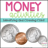 Money Activities - Identifying and Counting Coins