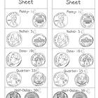 Money Cheat Sheet Bookmark