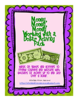 Money, Money, Money: Counting and Working with Money up to