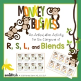 Monkey Business: A Carryover Activity for R, S, L and Blends