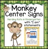 Monkey Center Signs