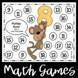 Monkey Math Addition Games