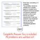 Monohybrid Quiz or Homework (One-Factor Genetics Problems)