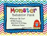 Monster Behavior Pack