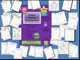 Monster Madness Multiplication!