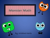 Monster Math