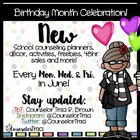 Monthly Birthday Extravaganza Information! (For June!)